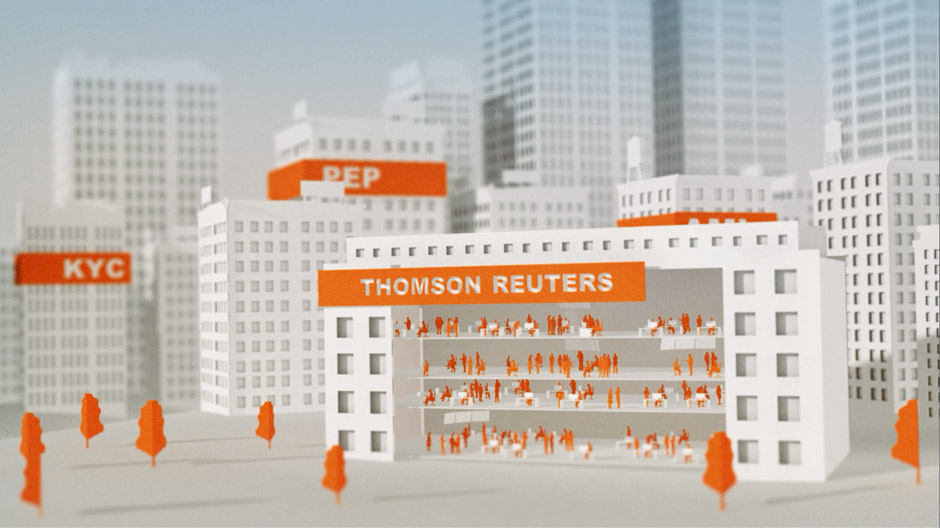 Thomson Reuters Org ID